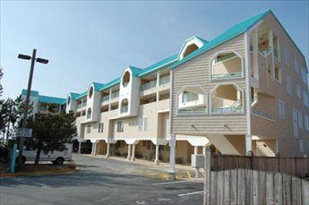 9400 Roberts Avenue, Sea Isle City Unit: 109 Floor: 1st