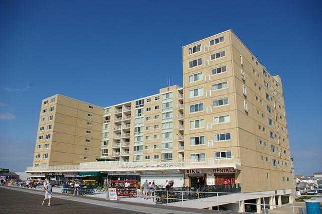 1900 Boardwalk, North Wildwood Unit: 204 Floor: 2