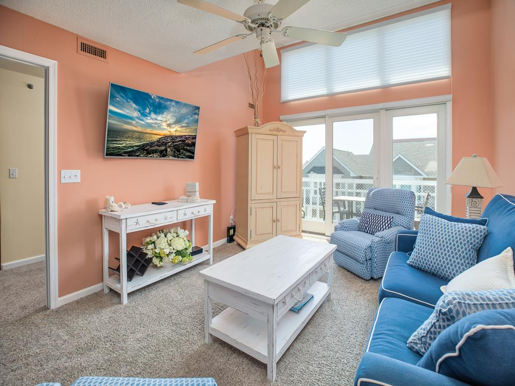 9900 Seapointe Blvd., Wildwood Crest Unit: 407 Floor: 4th