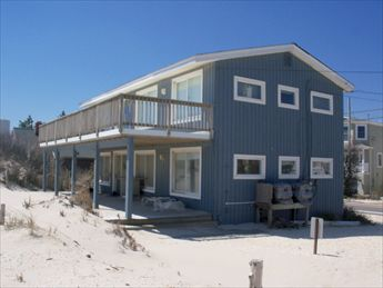 5203 Ocean Blvd, Brant Beach Unit: 2 Floor: 2