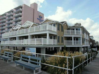 1500 Boardwalk, Ocean City Unit: 206
