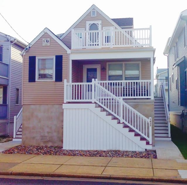 1637 West Avenue, Ocean City Unit: A Floor: 1st