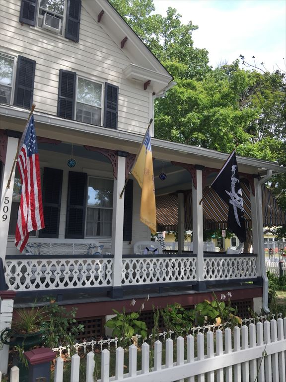 509 Franklin Street, Cape May