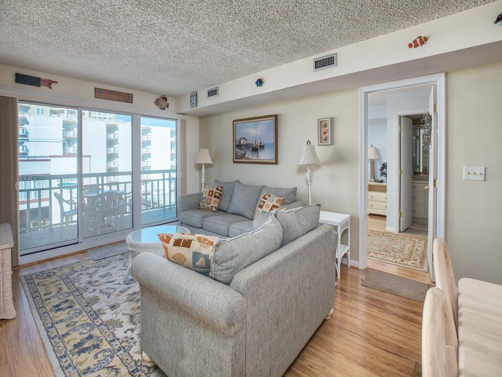9901 Seapointe Blvd, Wildwood Crest Unit: 403 Floor: 4th