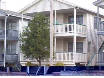 4411 West Avenue, Ocean City Unit: B Floor: 2nd