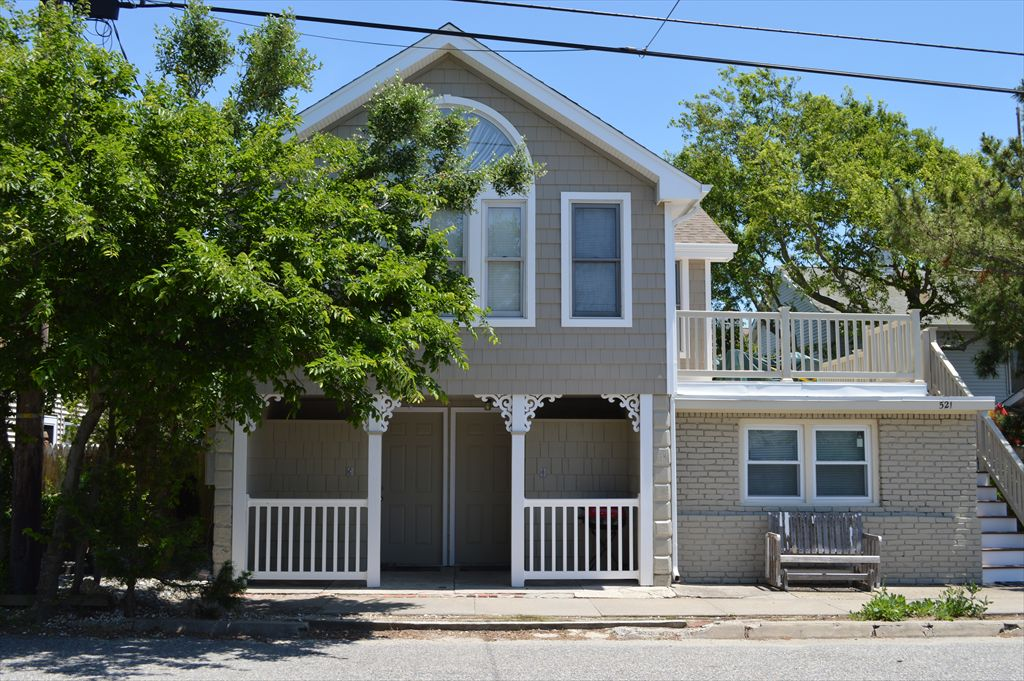 521 Pearl Avenue, Cape May Point Unit: B Floor: 1st Floor