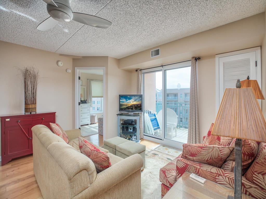 9903 Seapointe Blvd, Wildwood Crest Unit: 704 Floor: 7th