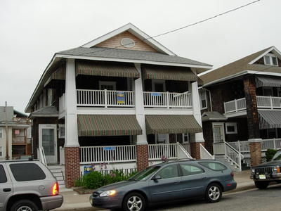 905 Brighton Place, Ocean City  Floor: 2nd