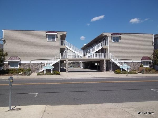 1320 Ocean Avenue, Ocean City Unit: 304 Floor: 3rd