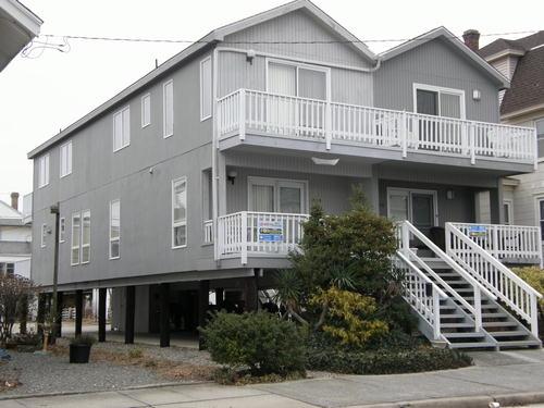 838 4th Street, Ocean City Unit: TH Floor: 2nd