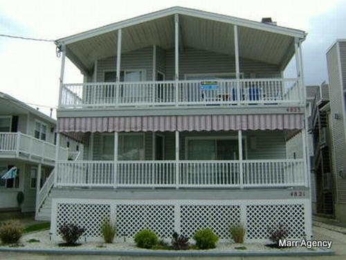 4823 Asbury Avenue, Ocean City Unit: B Floor: 2nd