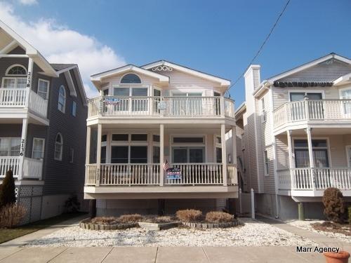 2134 Asbury Avenue, Ocean City Unit: B Floor: 2nd