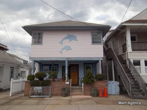 829 St. James Place, Ocean City Unit: B Floor: 2nd