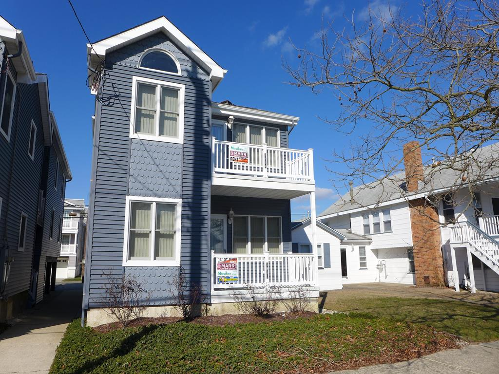 1814 Central Avenue, Ocean City Unit: B Floor: 2nd