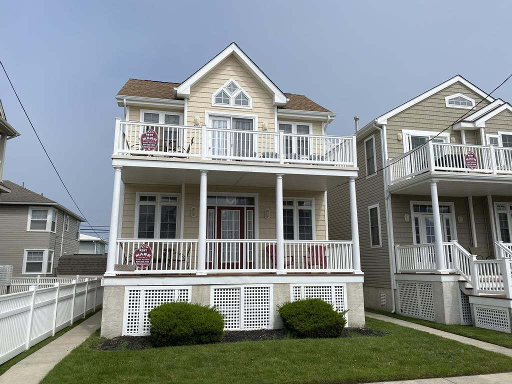 1954 Asbury Avenue, Ocean City Unit: B Floor: 2nd