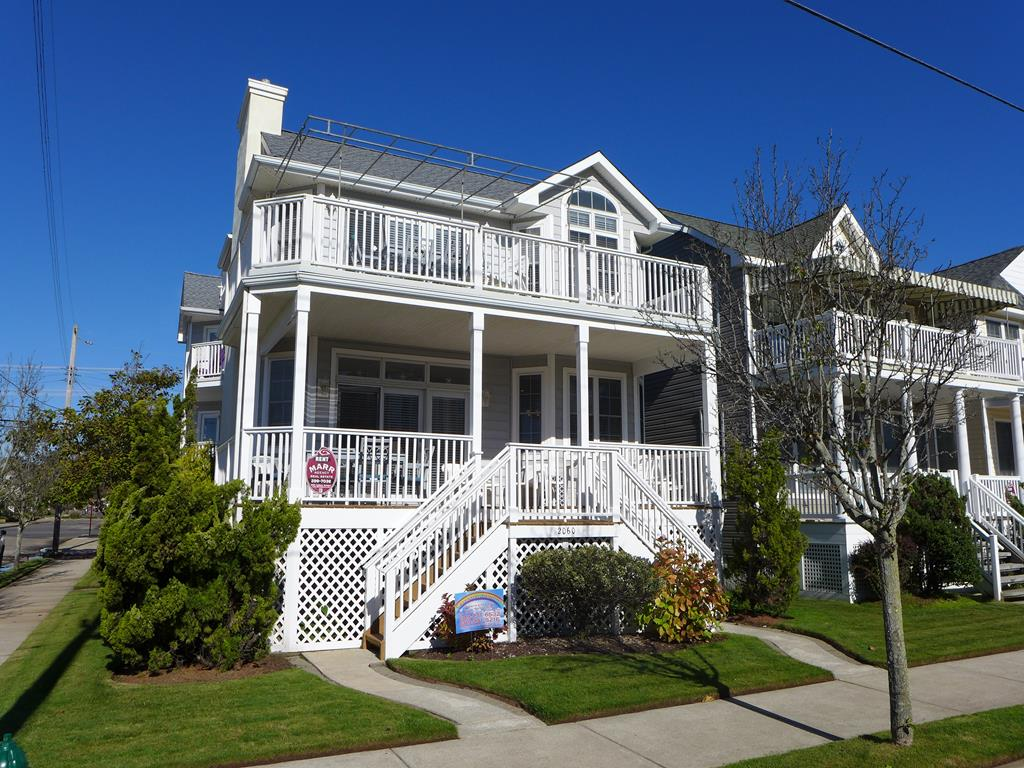 2060 Asbury Avenue, Ocean City Unit: A Floor: 1st