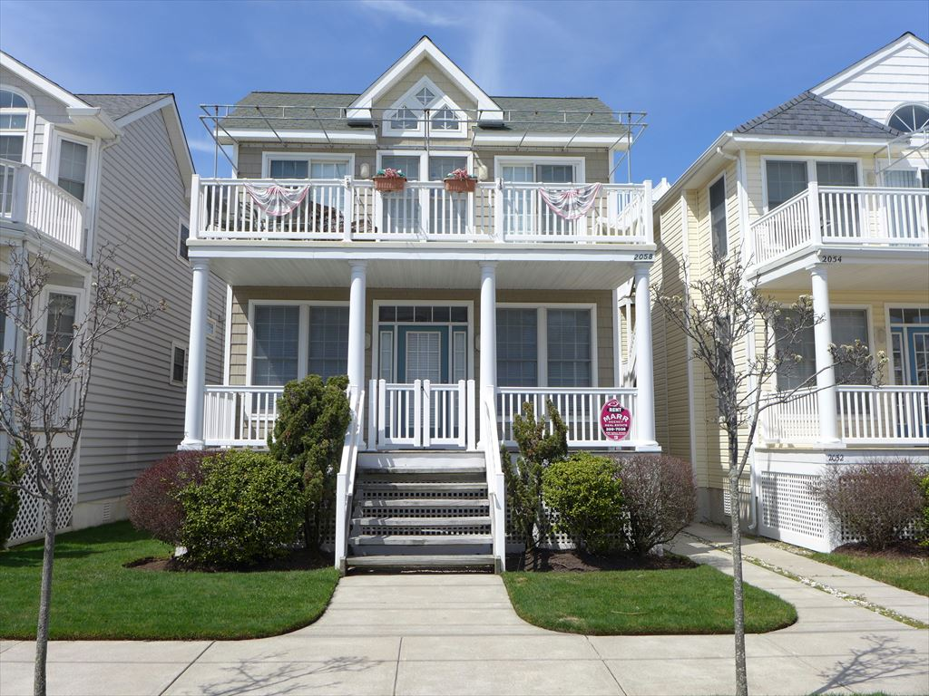 2056 Asbury Avenue, Ocean City Unit: A Floor: 1st