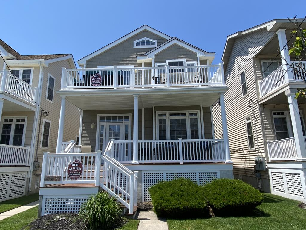 1950 Asbury Avenue, Ocean City Unit: B Floor: 2nd