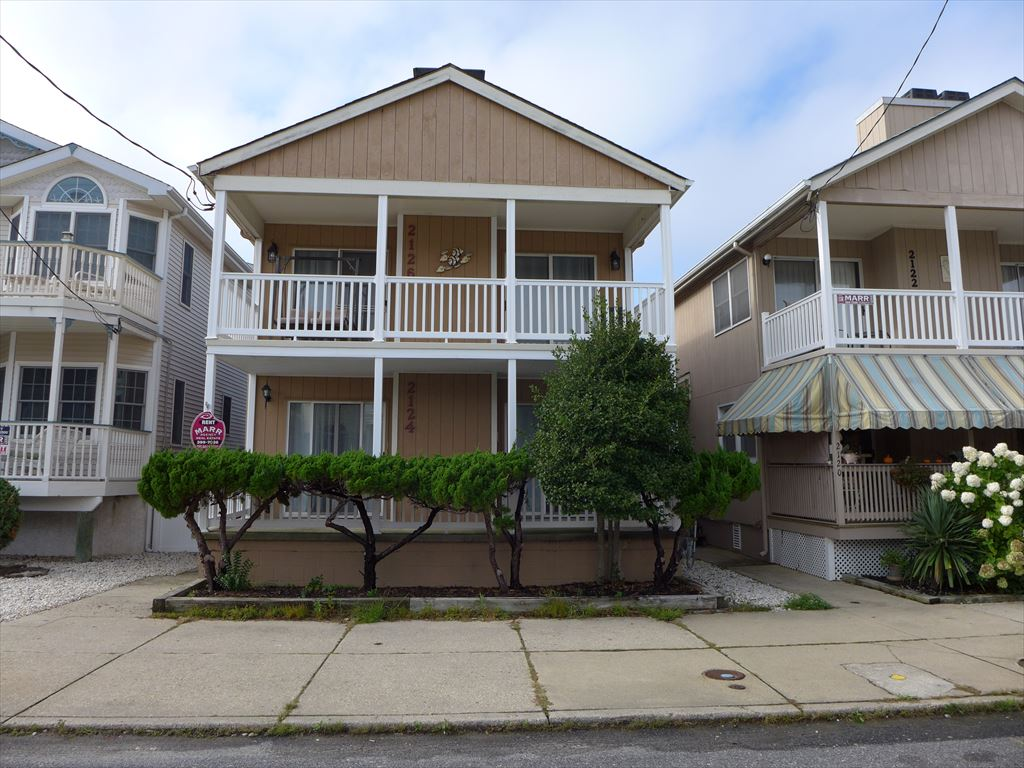 2124 Asbury Avenue, Ocean City Unit: A Floor: 1st