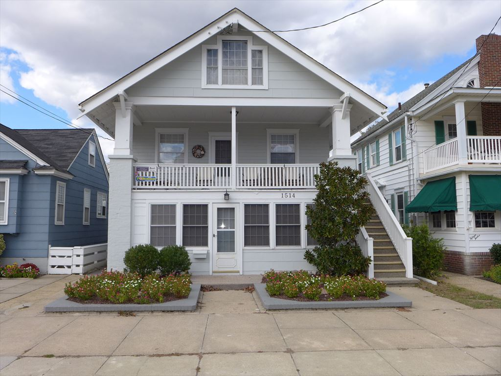 1514 Wesley Ave, Ocean City Unit: A Floor: 1st