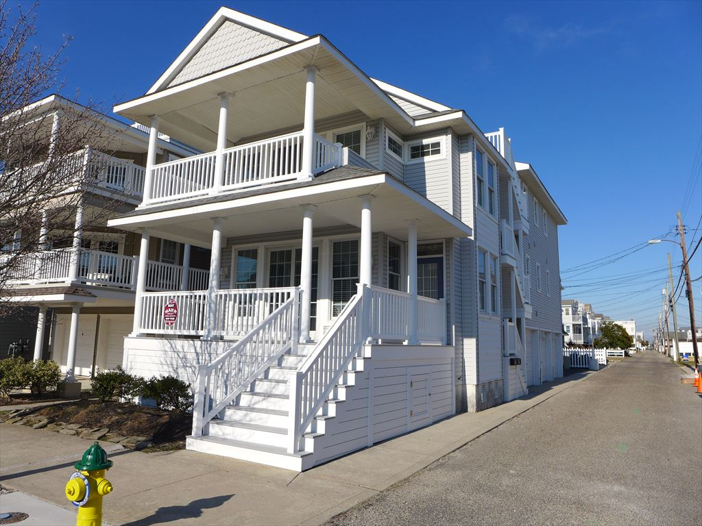 509 21st Street, Ocean City Unit: A Floor: 1st
