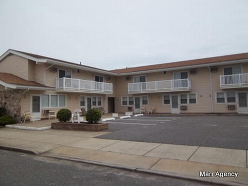 2137 Asbury Avenue, Ocean City Unit: 16 Floor: 2nd