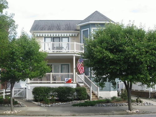 1837 Central Avenue, Ocean City Unit: A Floor: 1st