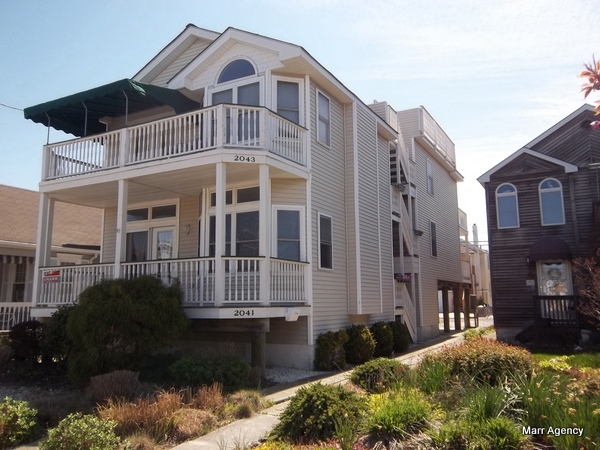 2041 Asbury Avenue, Ocean City Unit: A Floor: 1st