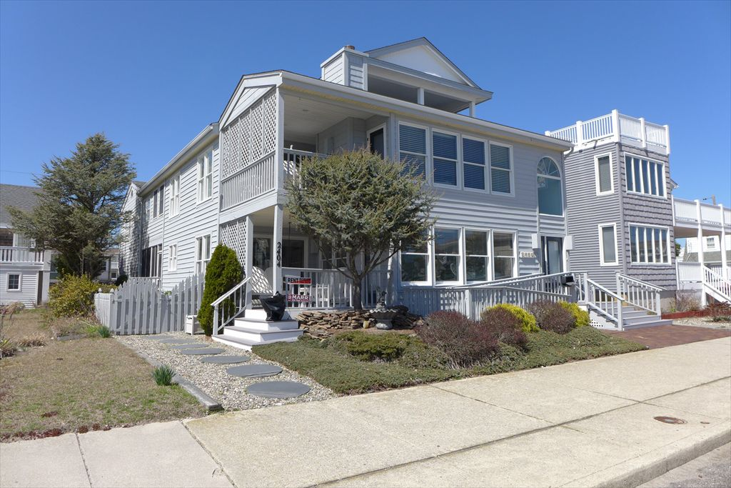 2404 Wesley Avenue, Ocean City Unit: A Floor: 1st