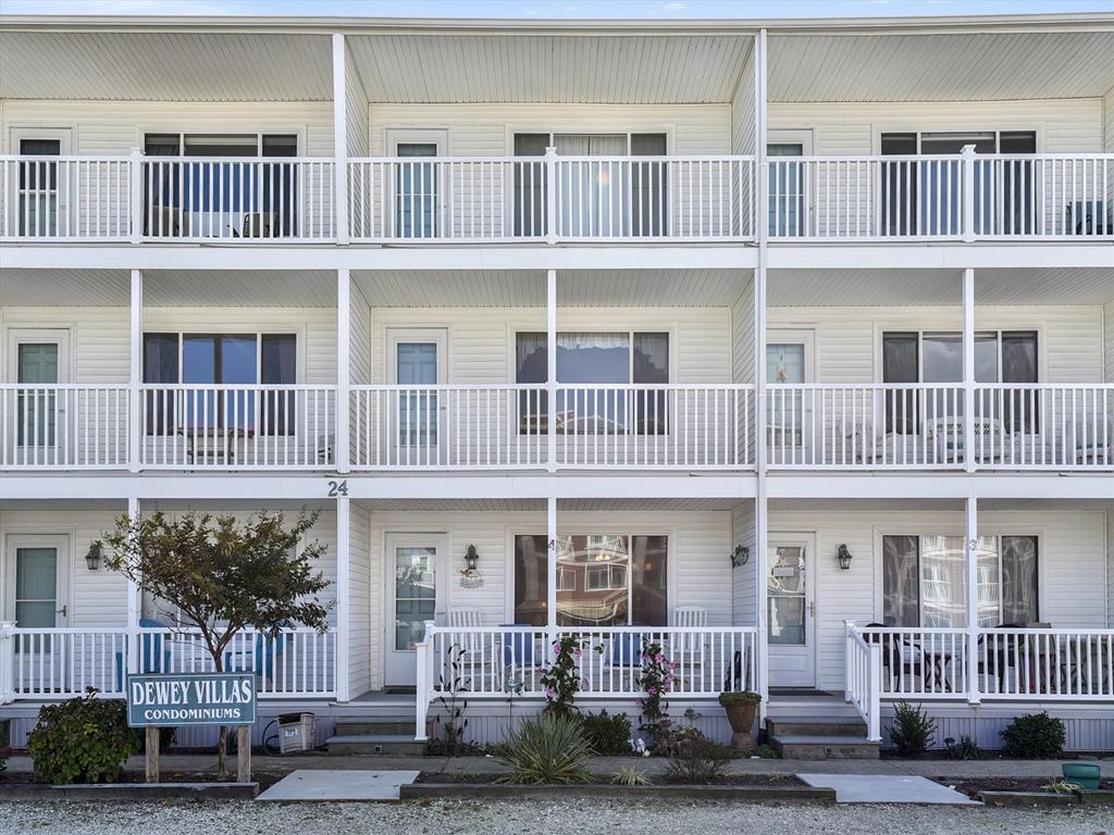 Dewey Villa - 24 Dickinson Street, Dewey Beach Unit: 4A