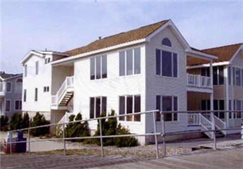 1750 Boardwalk, Ocean City Unit: B Floor: 2nd