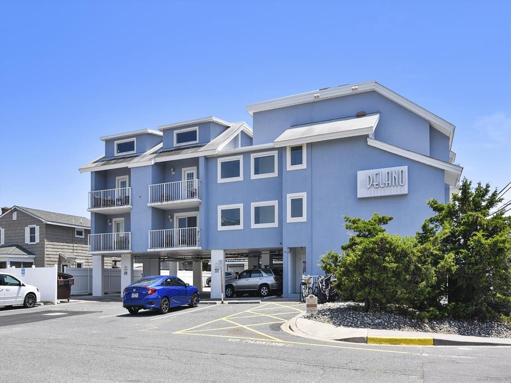 Delano Apts - 1406 Coastal Highway, Dewey Beach Unit: 3B