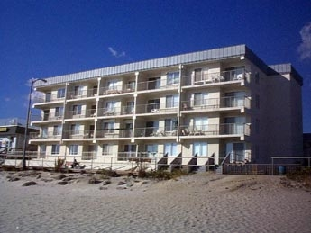 4100 Promenade, Sea Isle City Unit: 2D