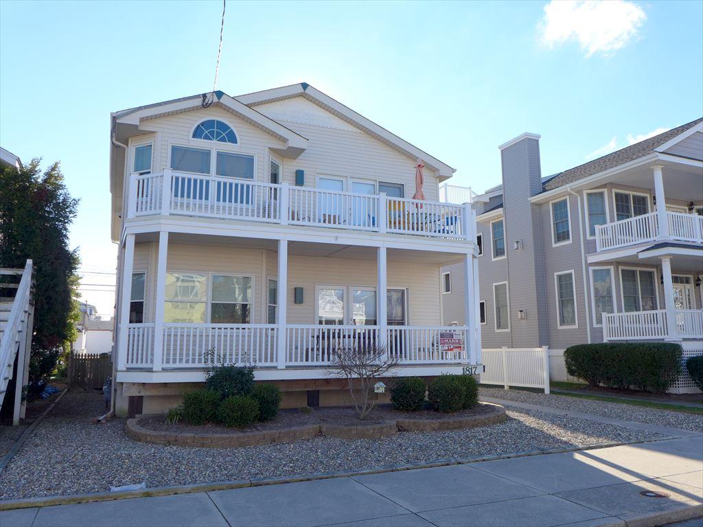 1817 Asbury Avenue, Ocean City Unit: A Floor: 1st