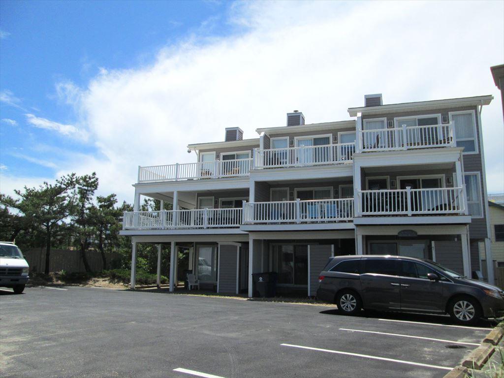 4 Bellevue St. - 7 Ocean Villas, Dewey Beach Unit: 7
