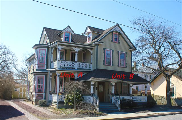 500 West Perry Avenue, Cape May Unit: B