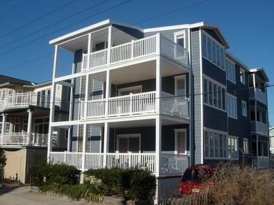 925 2nd Street, Ocean City Unit: B Floor: 2nd