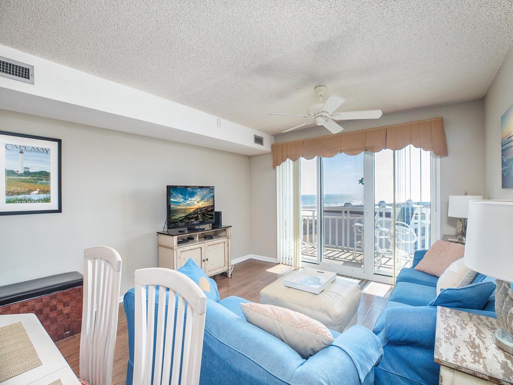 9905 Seapointe Blvd., Wildwood Crest Unit: 714 Floor: 7th