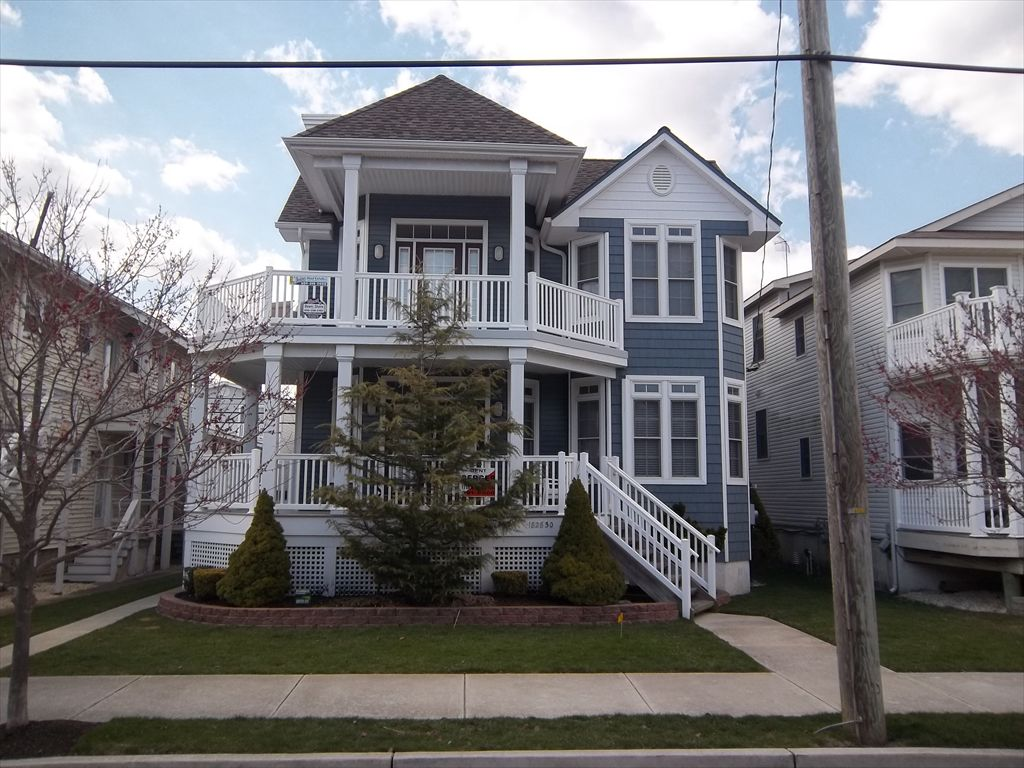 1830 Central Avenue, Ocean City Unit: B Floor: 2nd