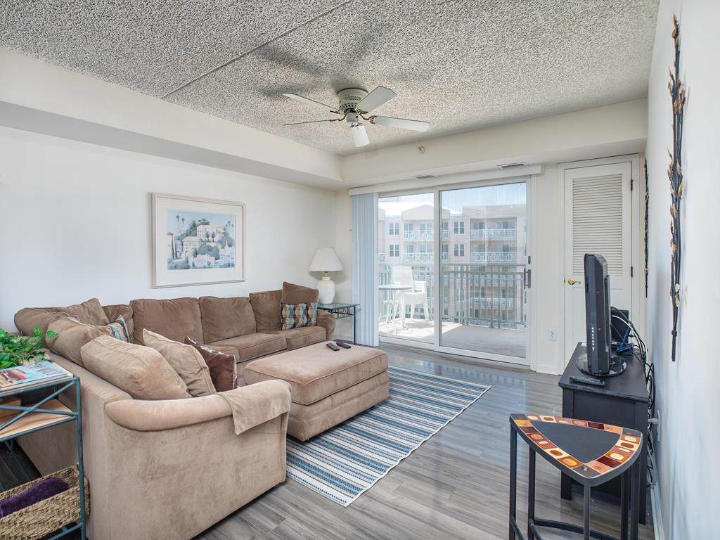 9903 Seapointe Blvd, Wildwood Crest Unit: 606 Floor: 6th