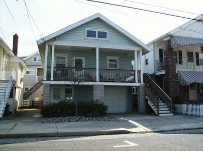 824 Stenton Place, Ocean City Unit: B Floor: 2nd