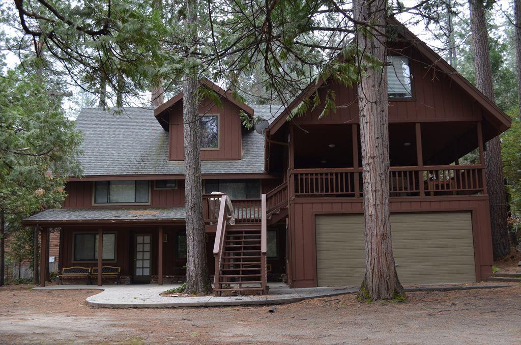 Bass Lake Vacation Rental