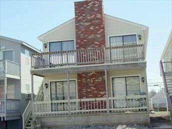 1723 Haven Avenue, Ocean City Unit: B Floor: 2nd