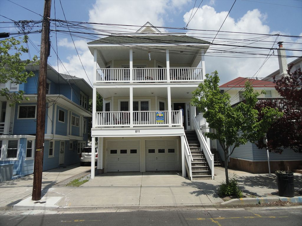 811 Pennlyn Place, Ocean City Unit: A Floor: 1st
