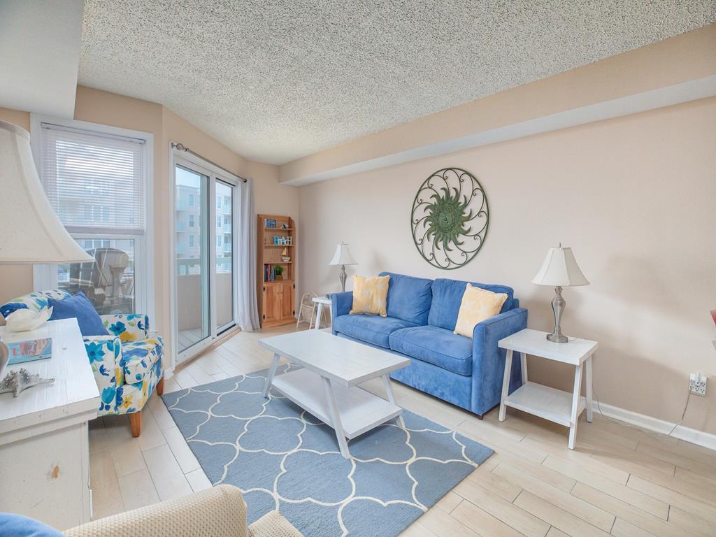 9901 Seapointe Blvd, Wildwood Crest Unit: 510 Floor: 5th