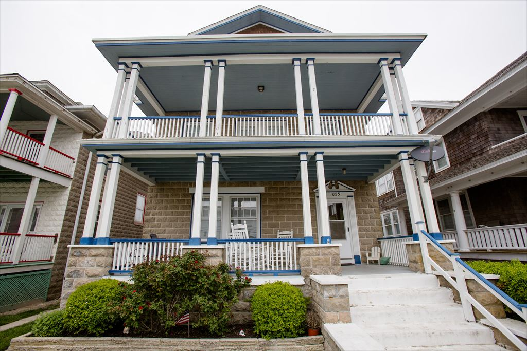 1029 New Jersey Avenue, Cape May