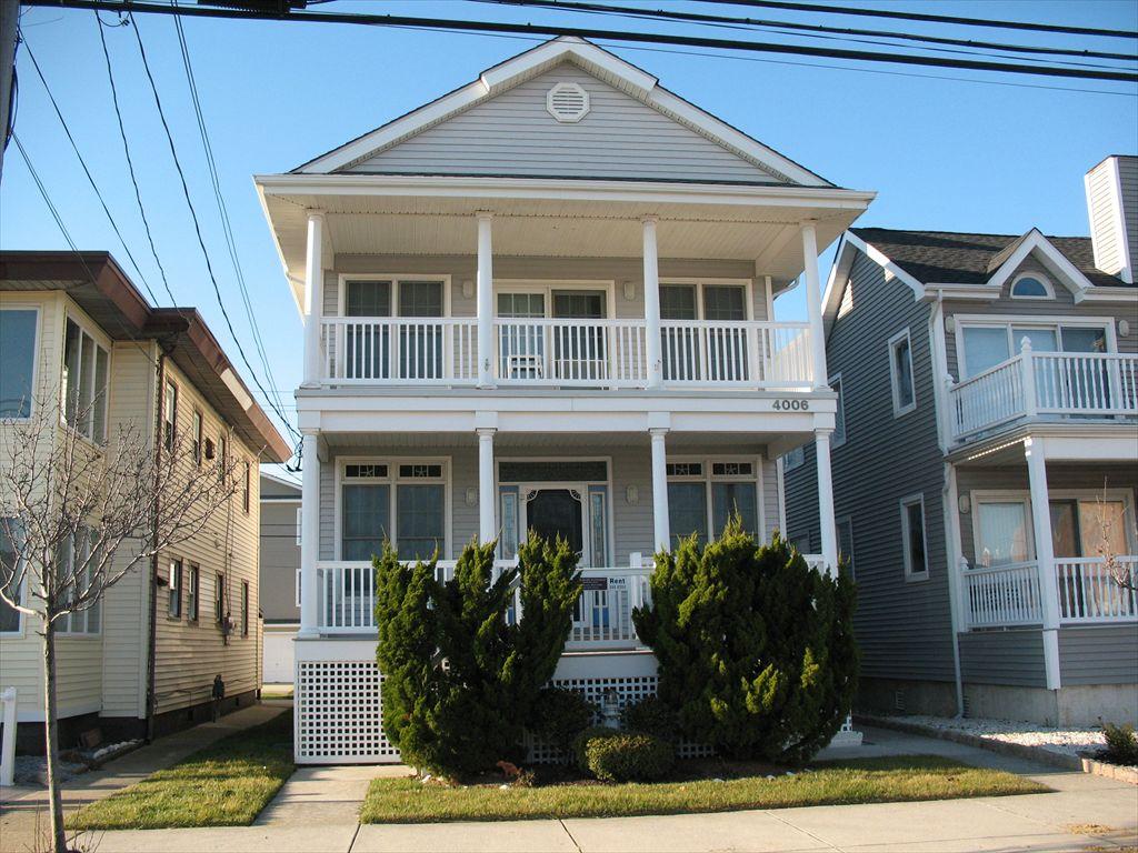 4004 Asbury Avenue A, Ocean City Unit: A Floor: 1st