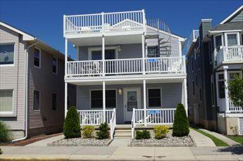 5830 Asbury Avenue, Ocean City Unit: B Floor: 2nd
