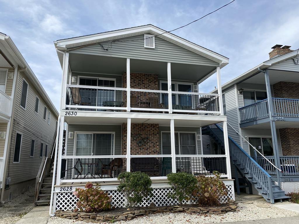 2630 Asbury Avenue, Ocean City Unit: B Floor: 2nd