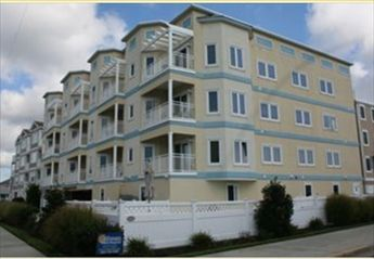 415 E Stockton RD, Wildwood Crest Unit: 302 Floor: 3rd